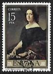 Stamps Spain -  Federico Madrazo -