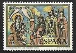 Sellos de Europa - España -  Navidad 1977 - Adoración de los Reyes