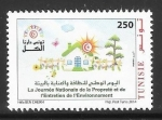 Sellos de Africa - Túnez -  1745 - Día Nacional de la Propiedad