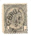 Stamps : Europe : Belgium :  ESCUDO