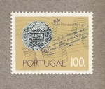 Stamps Europe - Portugal -  Papel Moneda en 1687