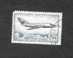 Stamps : Europe : France :  C41 - Avión
