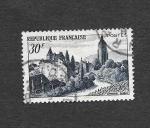 Stamps France -  658 - Sitios Turísticos