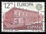 Sellos de Europa - España -  Europa CEPT - Lonja de Sevilla