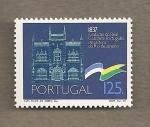 Sellos de Europa - Portugal -  Fundación Gabinete Lectura Rio de Janeiro