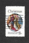Sellos de America - Estados Unidos -  1471 - Navidad