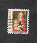 Stamps United States -  1321 - Navidad