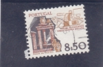 Sellos del Mundo : Europa : Portugal : TORNO AUTOMATICO PARA CERÁMICA