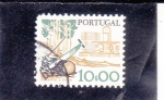 Stamps Portugal -  SIERRA MECÁNICA