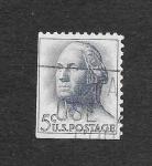 Stamps United States -  1213 - George Washington