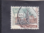 Stamps : Europe : Portugal :  TORRES DE LOS CLERIGOS