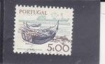 Stamps : Europe : Portugal :  BARCA DE PESCA