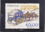 Sellos del Mundo : Europa : Portugal : TRANSPORTES DE MERCANCIAS