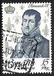 Sellos de Europa - España -  Reyes de España. Casa de Borbón - Fernando VII