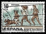 Stamps Spain -  Deportes para todos