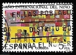 Stamps Spain -  Año Internacional del Niño