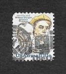 Sellos de America - Estados Unidos -  C91 - Orville y Wilbur Wright