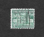 Stamps United States -  1037 - El Ermitage