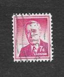 Sellos de America - Estados Unidos -  ´1040 - Thomas Woodrow Wilson