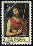 Stamps Spain -  Dia del Sello. Juan de Juanes