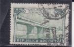Sellos de America - Argentina -  PUENTE INTERNACIONAL ARGENTINA-BRASIL