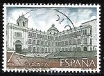 Sellos de Europa - España -  América-España- Colegio Mayor de San Bartolomé, Bogotá