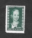 Sellos de America - Argentina -  Eva Perón