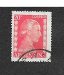 Stamps Argentina -  602 - Eva Perón