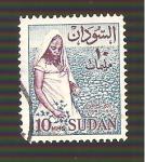 Sellos del Mundo : Africa : Sudán : INTERCAMBIO