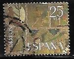 Sellos de Europa - España -  Tapiz de la creación. Gerona