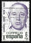 Sellos de Europa - España -  Centenarios - Gabriel Miró