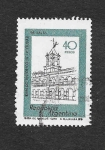 Stamps Argentina -  1163 - Cabildo de Salta