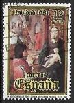 Stamps Spain -  Navidad 1981