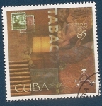 Stamps of the world : Cuba :  Tabaco Cubano