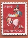 Stamps : Europe : Hungary :  Pascua 2007