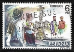 Sellos de Europa - España -  Maestros de la zarzuela -