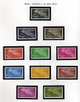 Stamps : Europe : Spain :  transporte