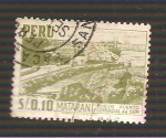 Sellos del Mundo : America : Perú : INTERCAMBIO