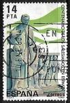 Stamps : Europe : Spain :  Centenario de la llegada a España de los Padres Salecianos