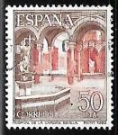 Sellos de Europa - España -  Paisajes y Monumentos - Hospital de la Caridad (Sevilla)