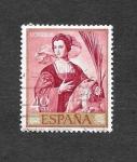Sellos de Europa - España -  Pintura