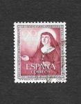Stamps Spain -  Edf 1116 - XXV Congreso Eucarístico Internacional