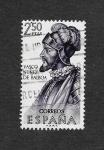 Sellos de Europa - España -  Edf 1531 - Forjadores de América