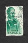Stamps Spain -  Edf 1754 - Forjadores de América