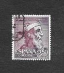 Stamps : Europe : Spain :  Edf 1397 - XII Centenario de la Fundación de Oviedo