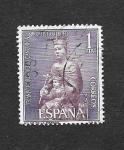 Sellos de Europa - España -  Edf 1523 - 75 Aniversario de la Coronación de Nª Sª de la Merced