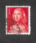 Sellos de Europa - España -  II Centenario  del Nacimiento de Leandro Fernández de Moratín