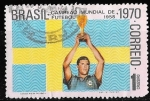 Stamps of the world : Brazil :  Brasil-cambio