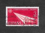 Sellos de Europa - España -  Edf 1671 - Alegorías