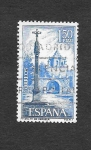 Sellos de Europa - España -  Monasterios Santa María de Veruela